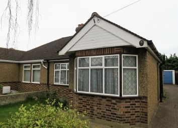 Thumbnail 2 bed semi-detached bungalow for sale in Burleigh Gardens, Ashford