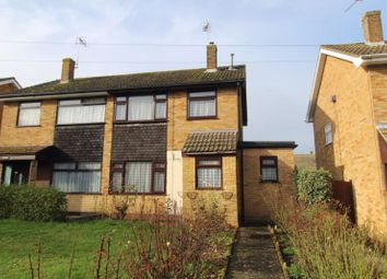 Thumbnail 3 bed semi-detached house for sale in Orwell Crescent, Belton, Great Yarmouth