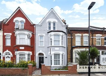Thumbnail 5 bed terraced house for sale in Harringay Road, Harringay, London