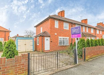 Thumbnail 3 bed end terrace house for sale in Tintern Road, Carshalton