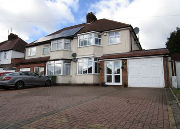 Thumbnail 3 bedroom semi-detached house for sale in Rosemary Crescent West, Goldthorn, Wolverhampton