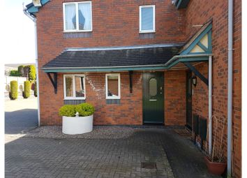Thumbnail 1 bed flat for sale in Garnett Road West, Newcastle Under Lyme