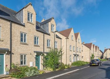 Thumbnail 3 bed town house for sale in Barnsley Way, Bourton-On-The-Water, Cheltenham