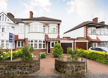 Thumbnail 3 bed end terrace house for sale in Connaught Gardens, London
