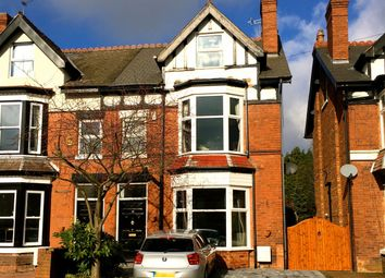 Thumbnail 5 bedroom semi-detached house for sale in The Crescent, Walsall, West Midlands