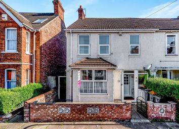 Thumbnail 4 bed semi-detached house for sale in Campbell Road, Bedford