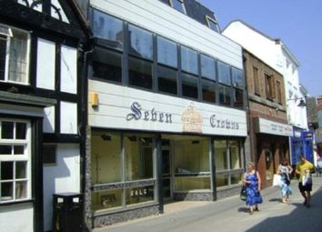 Thumbnail Retail premises for sale in 7 Crown Street Wellington, Telford