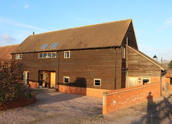 Thumbnail 4 bed barn conversion to rent in Wichenford, Worcester
