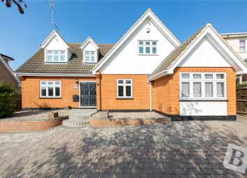 Thumbnail 4 bed detached house for sale in New Avenue, Langdon Hills, Essex