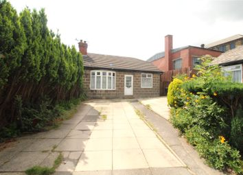 Thumbnail 2 bed bungalow for sale in Lynwood Crescent, Halifax, West Yorkshire