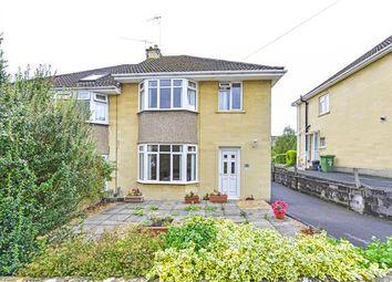 Thumbnail 3 bed semi-detached house for sale in Frys Leaze, Bath, Somerset
