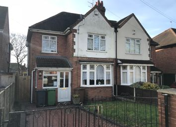 Thumbnail 3 bed semi-detached house to rent in Bentley New Drive, Walsall