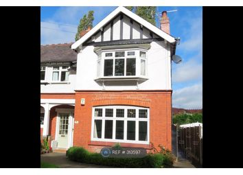 Thumbnail 1 bed maisonette to rent in Finchfield Road, Wolverhampton