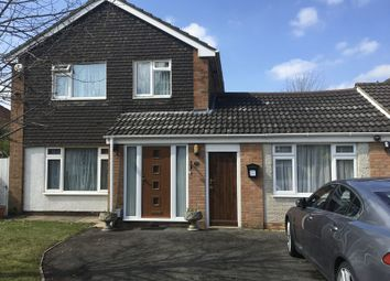 Thumbnail 1 bed flat to rent in Stanmore Crescent, Luton