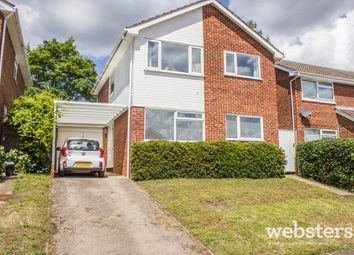 4 bed detached house for sale in Lindford Drive, Norwich NR4