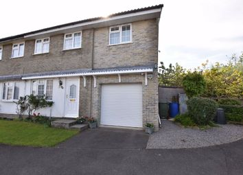 Thumbnail 3 bed semi-detached house for sale in Breaches Gate, Bradley Stoke, Bristol