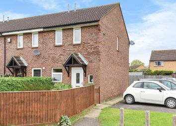 Thumbnail 2 bed end terrace house for sale in Carse Close, Abingdon