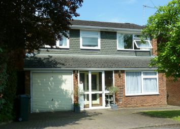 Thumbnail 4 bed detached house for sale in Lawford Close, Chorleywood, Rickmansworth