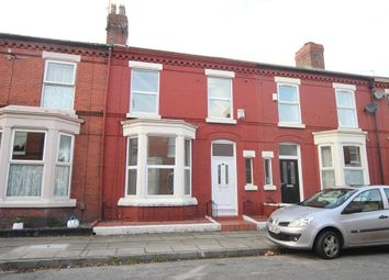 3 bed terraced house to rent in Brentwood Avenue, Aigburth, Liverpool L17