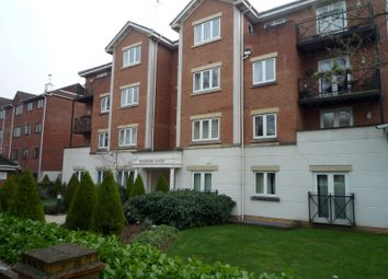 Thumbnail 2 bed flat to rent in Windsor Court, Westwood Road, Southampton