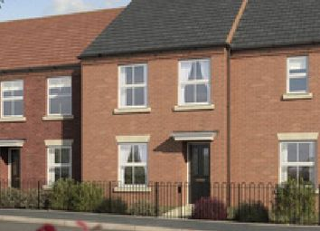 Thumbnail 2 bedroom terraced house for sale in Copper Beech Road, Nuneaton, Warwickshire