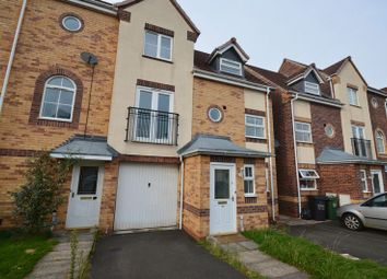 Thumbnail 4 bedroom shared accommodation to rent in Goods Yard Close, Loughborough