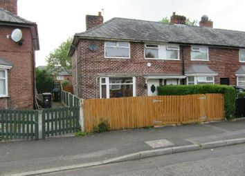 Thumbnail 3 bedroom end terrace house to rent in Overdale Road, Benchill, Manchester