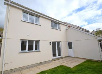 Thumbnail 3 bed link-detached house for sale in Skitta Close, Callington, Cornwall
