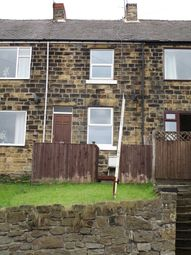 Thumbnail 2 bed terraced house to rent in Milton Road, Hoyland