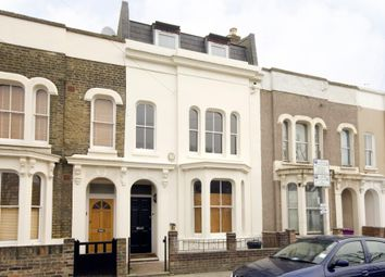 Thumbnail 4 bed terraced house to rent in Selwyn Road, Bow, London