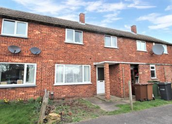 Thumbnail 3 bed terraced house for sale in Anzio Crescent, Uphill, Lincoln