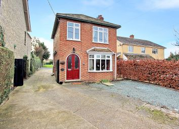 Thumbnail 3 bedroom detached house for sale in High Street, Rampton, Cambridge