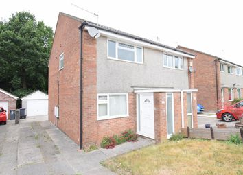 Thumbnail 2 bed semi-detached house for sale in Poplar Avenue, New Inn, Pontypool