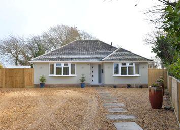 Haysoms Close, New Milton BH25. 3 bed detached bungalow for sale