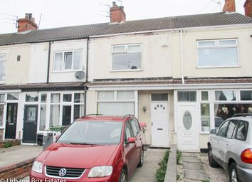 Thumbnail 2 bed terraced house for sale in Poplar Road, Cleethorpes