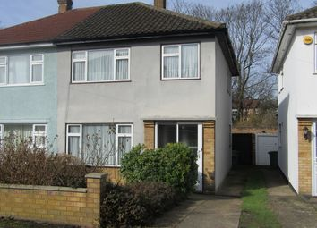 Thumbnail 3 bed semi-detached house for sale in Grey Towers Gardens, Hornchurch