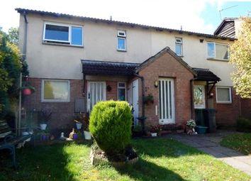 Thumbnail 1 bedroom maisonette for sale in Scarlatti Road, Basingstoke, Hampshire