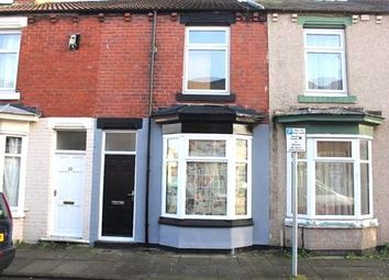 Thumbnail 2 bedroom terraced house to rent in Cadogan Street, Middlesbrough
