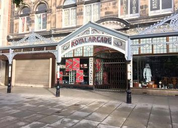 Thumbnail Retail premises to let in Unit 3 Royal Arcade, 129-135 Lord Street, Southport Town Centre