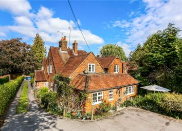Thumbnail 3 bed semi-detached house for sale in Well Road, Crondall, Farnham, Hampshire