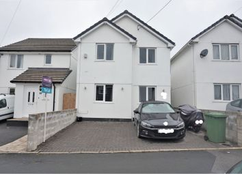 Thumbnail 4 bed detached house to rent in Agar Road, St. Austell