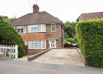 Thumbnail 3 bedroom semi-detached house for sale in Edward Road, Haywards Heath