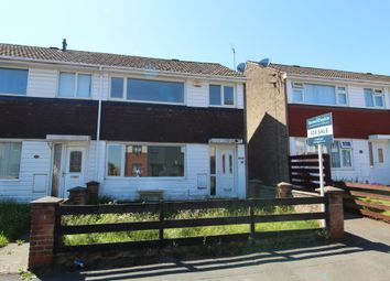 Thumbnail 3 bed end terrace house for sale in Cranwell Road, Strelley, Nottingham