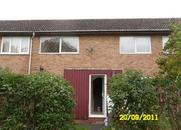 Thumbnail 2 bed maisonette to rent in Rowle Close, Stantonbury, Milton Keynes, Buckinghamshire