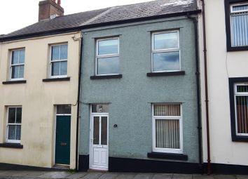 Thumbnail 3 bed terraced house to rent in Upper Waun Street, Blaenavon, Pontypool