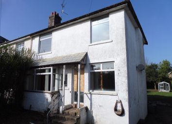 Thumbnail 3 bedroom semi-detached house for sale in Hollybush Road, Cardiff