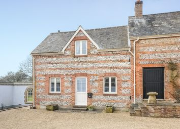 Thumbnail 1 bed terraced house to rent in The Coach House, West Chase, Bowerchalke, Salisbury, Wiltshire