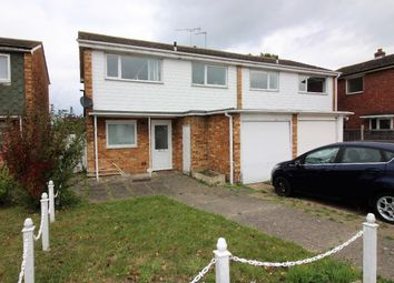 Thumbnail 3 bed semi-detached house for sale in Pickers Way, Holland On Sea, Clacton On Sea