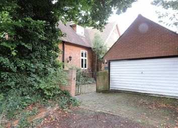 Thumbnail 3 bed detached house to rent in Mill Lane, Byfleet, Surrey