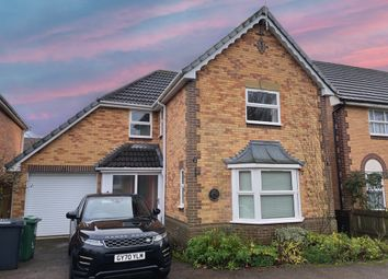 4 bed detached house for sale in Piper Close, Loughborough LE11